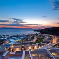 Miraggio Thermal Spa Resort and the recent Halkidiki storm