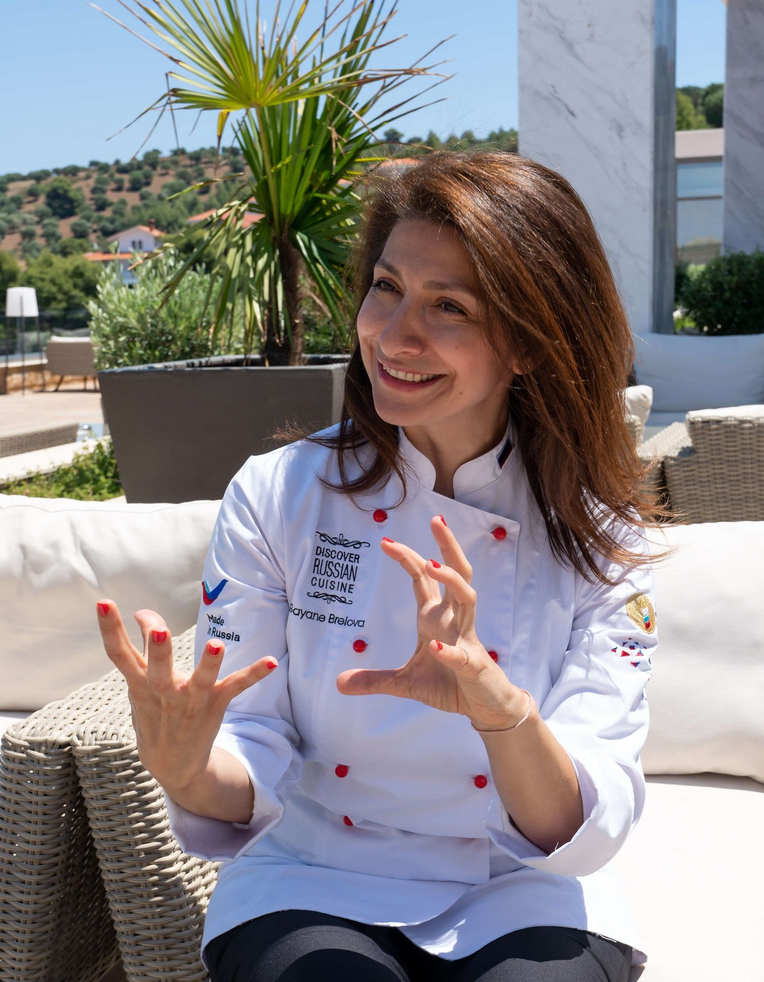 Miraggio Chef's Table with Chef Gayane Breiova | Highlights